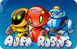 Alien Robots казино Вулкан