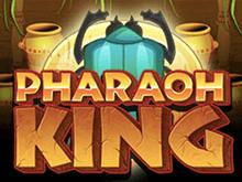 Pharaoh King — автомат в клубе Вулкан на тему Древнего Египта с бонусами